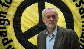 Jeremy Corbyn. Demotix/Velar Grant. All rights reserved.