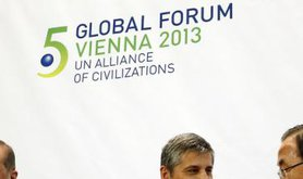 An alliance of civilisations, Vienna global forum, 2013.