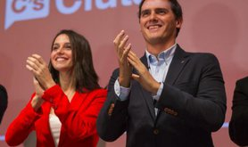 Ciudadanos have just come second in Catalonia.