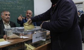 November elections, Turkey. Demotix/Avni Kantan. All rights reserved.