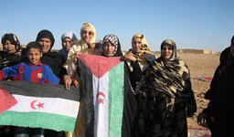 Aminatou Haidar and Sahrawi activists