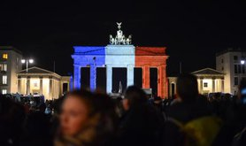 Berlin mourns after Paris attacks.
