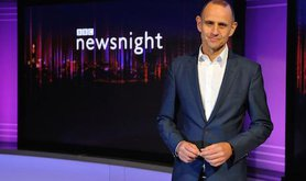 Evan Davies Newsnight