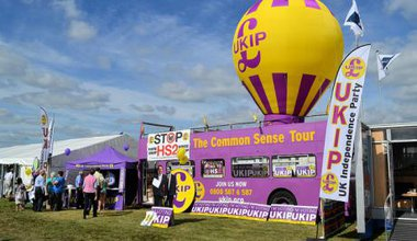 UKIP common sense tour