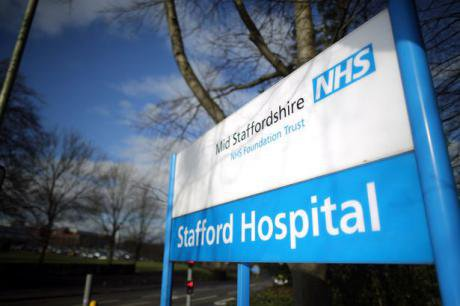 A general view of Stafford Hospital.png