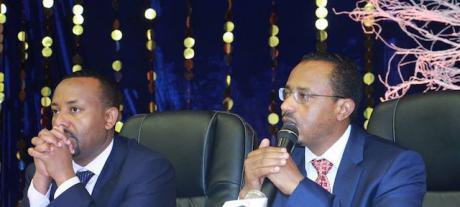 Twofold crisis in Ethiopia: the elites and the street