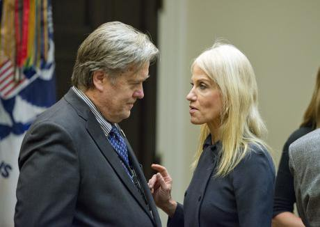 Alternative facts: Bannon and Conway.jpg