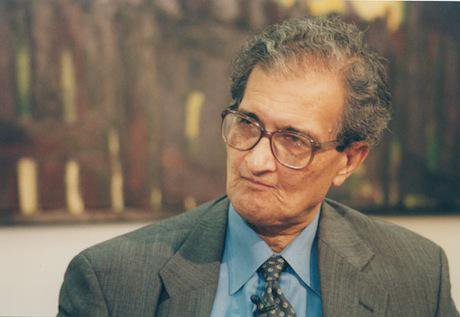Amartya Sen. Wikimedia Commons/LSE. Some rights reserved.