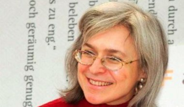 Murdered journalist Anna Politkovskaya was known for investigative reporting on the war in Chechnya.