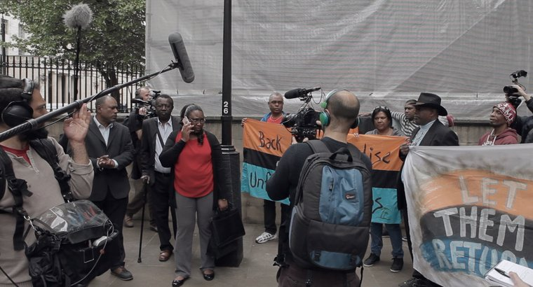 Chagos campaigners