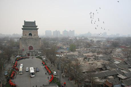 Beijing Old Bell Tower in Winter.jpg