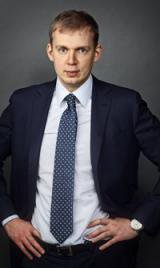 Serhiy Kurchenko, a 29-year-old businessman, is considered by many a front for the Yanukovych family.