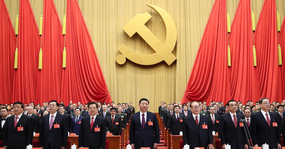 A spectre is haunting the West – the spectre of authoritarian capitalism