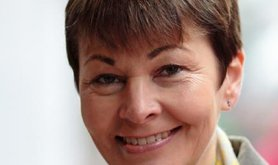 Caroline Lucas head shot