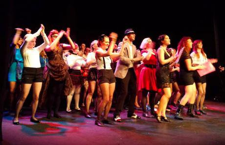 Irreverent Dance showcase 2013