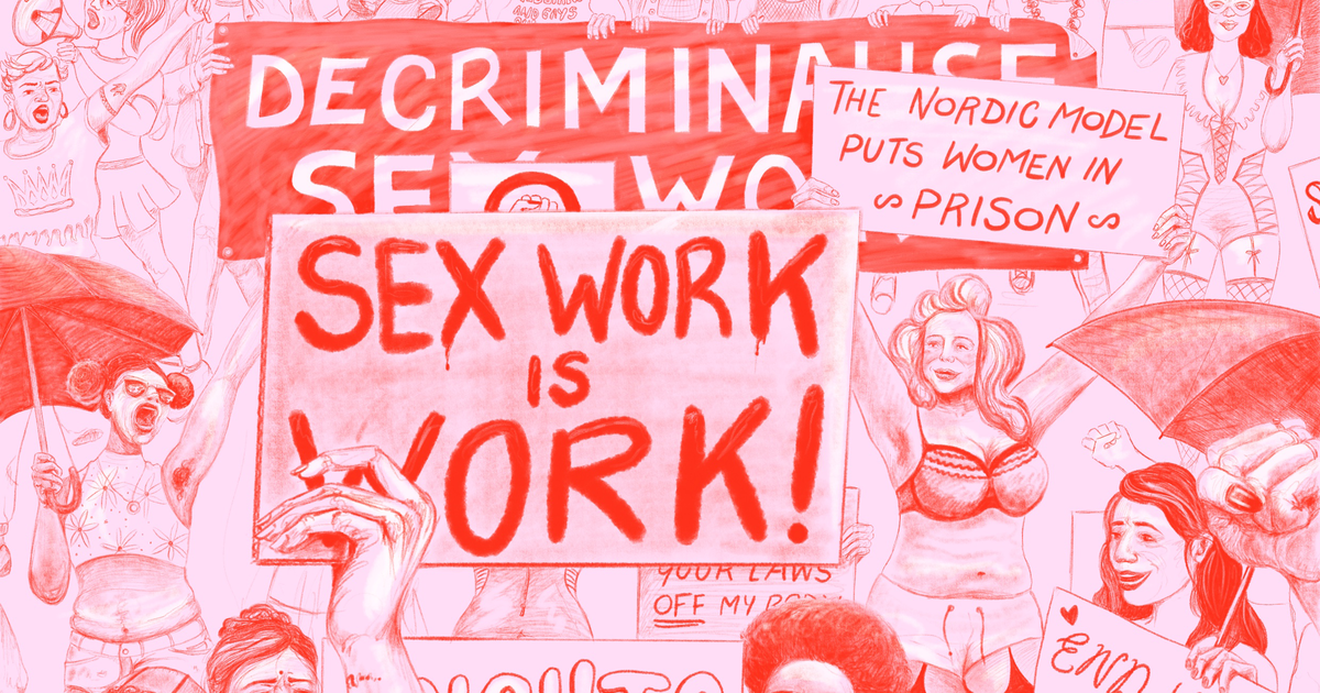 Much more support needed in the aids response for sex workers