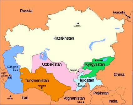 Central Asia: new security challenges | openDemocracy