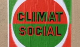 Climat Social - Fighting against capitalism is fighting for the planet - poster on Paris street.jpg
