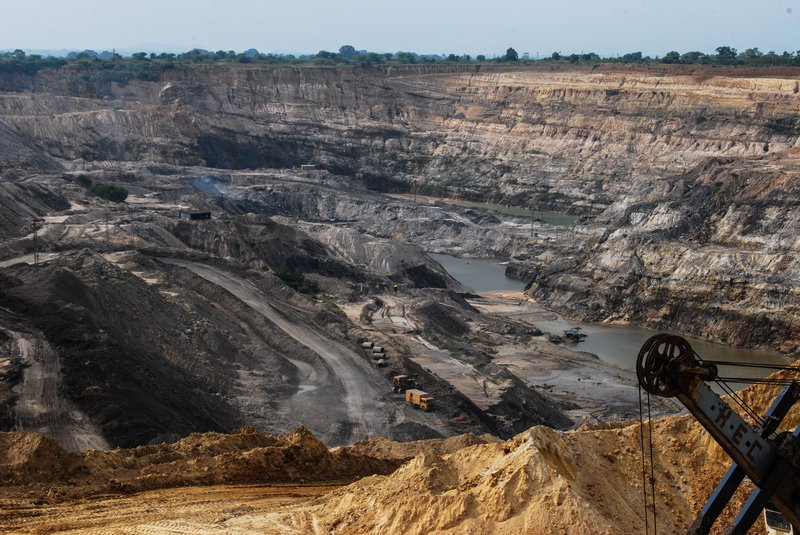 Coal mining in central India, feeding ever-rising demand for power @ Ashish Kothari.jpg