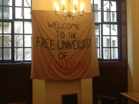 Welcome to the Free University of London