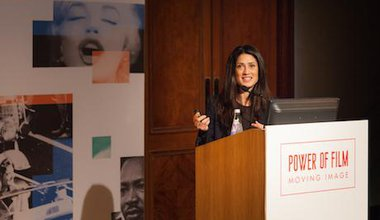 Fatima Bhutto. Power of Film and Moving Image. All rights reserved.