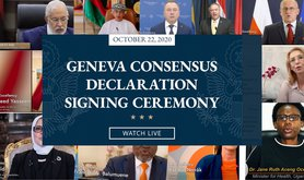 Geneva consensus launch