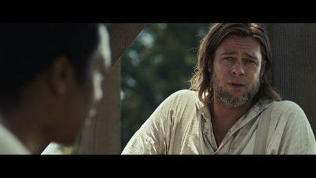 Brad Pitt White Savior
