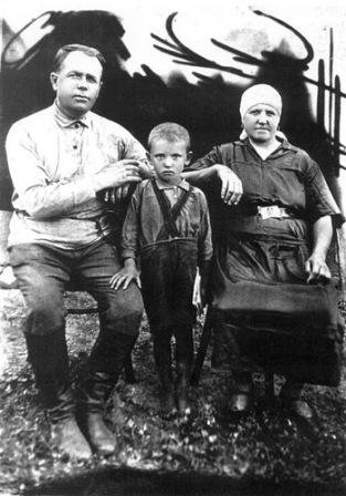 Gorbachev Grandparents