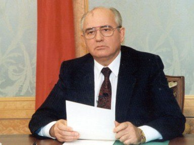 Gorbachev resignation speech
