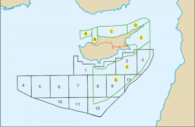 Greek Cypriot and Turkish Cypriot licencing blocks.png