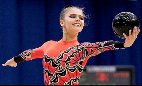 Gymnast Alina Kayeva and a favorite personal metaphor