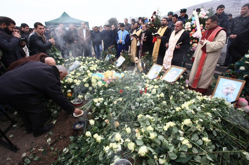 Gyumri massacre victim Seryozha Avetisyan laid to rest - Armenia - Demotix - PHOTOLURE News Agency.jpg