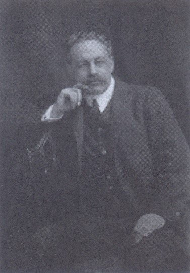 Sir Halford Mackinder