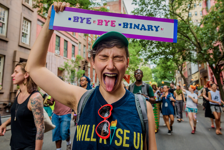 NYC Pride: Transgender Day Of Action, 2017.
