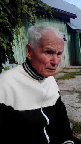 Pensioner Ilya Pervakov claims he was pressured to vote for Belykh.