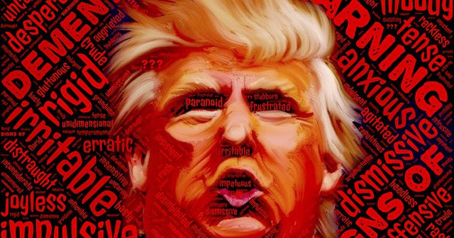 Fire and fury: the psychodrama of a very stable genius