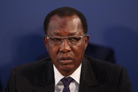 Idriss Deby, 13 February 2014. Foreign and Commonwealth Office/Flickr. Some rights reserved.