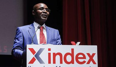 Rafael Marques de Morais. Alex Brenner for Index on Censorship. All rights reserved.
