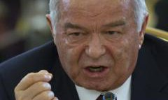 Islam Karimov, Gulnara's father has ruled Uzbekistan since the country's independence.