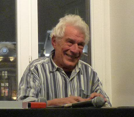 John Berger, 2009. Wikimedia Commons/Ji-Elle. Some rights reserved.