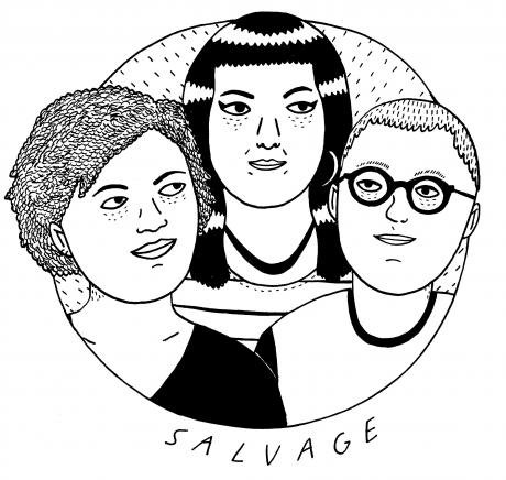 Salvage project/Emma Thacker.