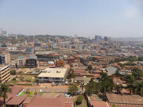 Kampala. Flickr/Gilles Bassiere. Some rights reserved