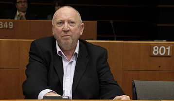 Keith Taylor in the European Parliament