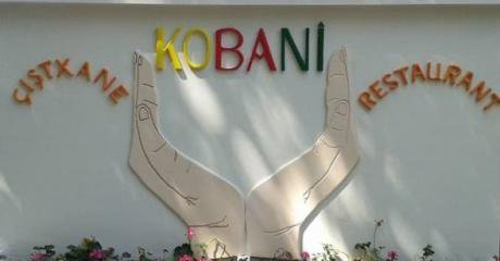 The Kobanî cafe at the Kurdish Community Centre. (Image courtesy of the KCC)