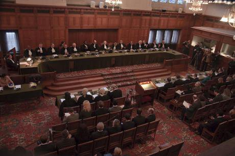 The ICJ issues its ruling on Kosovo's unilateral declaration of independence.