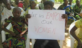let us empower our women