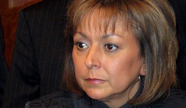 New Mexico Governor Susana Martinez. Wikimedia Commons/Steve Terrell. All rights reserved.