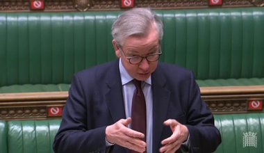 Michael Gove in the House of Commons, 25 March 2021