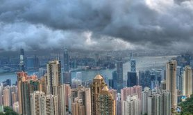 Hong Kong skyline. Flickr/Michael Hansen. Some rights reserved.