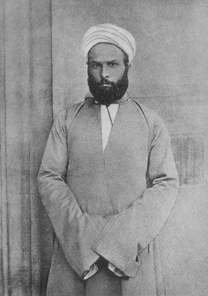 Muhammad Abduh (1849-1905) Egyptian Mufti and Islamic reformer.
